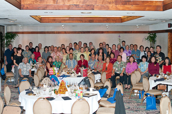 2009 EOH Christmas Party